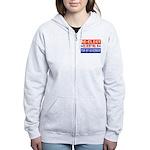 Re-Elect Client No. 9 Women's Zip Hoodie
