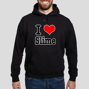 I Heart (Love) Slime Hoodie (dark)