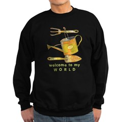Garden Tools Sweatshirt (dark)
