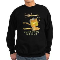 Garden Tools Sweatshirt (dark)