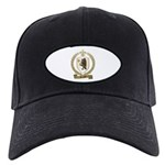 ROMAIN Family Crest Black Cap