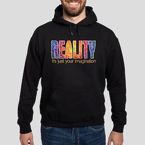 Reality Imagination Hoodie (dark)