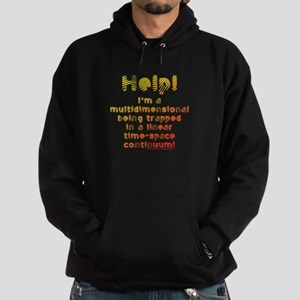 Multidimensional Being Hoodie (dark)
