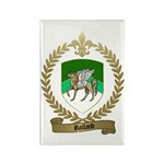 ROLLAND Family Crest Rectangle Magnet (100 pack)