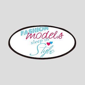 Fashion Model Sleep Patch