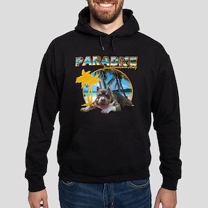 Bully Paradise Hoodie (dark)