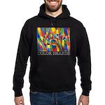 Color Shards Hoodie (dark)