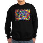 Cosmic Ribbons Sweatshirt (dark)