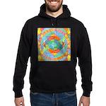 Sacred Geometry Watercolor Hoodie (dark)