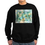 Early Frost Watercolor Sweatshirt (dark)