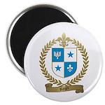 ROGER Family Crest Magnet