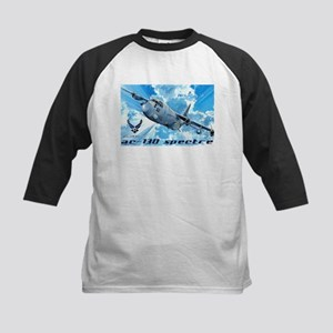 Air Force AC-130 gunship Baseball Jersey