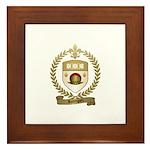 RODRIGUEZ Family Crest Framed Tile