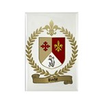 ROCHE Family Crest Rectangle Magnet (10 pack)