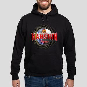 Hanshin Tigers Hoodie (dark)