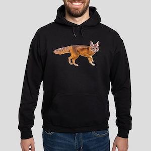North American Kit Fox Hoodie (dark)