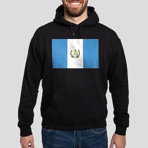Flag of Guatemala Hoodie (dark)