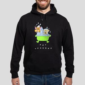 Pet Groomer Hoodie (dark)