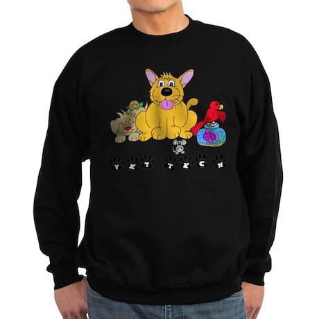 Pet Vet Tech Sweatshirt (dark)