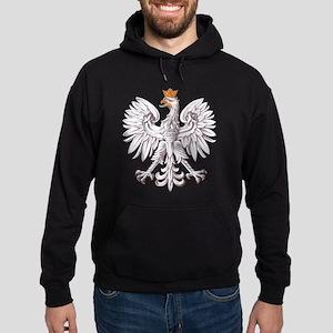 Polish White Eagle Hoodie (dark)