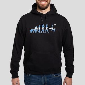 Argentinia Soccer Evolution Hoodie (dark)