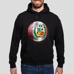 Peru Futbol Hoodie (dark)