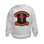USS IMPLICIT Kids Sweatshirt