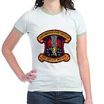 USS IMPLICIT Jr. Ringer T-Shirt