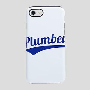 Plumber Mugs Drinkware iPhone 8/7 Tough Case
