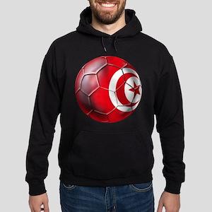 Tunisian Football Hoodie (dark)