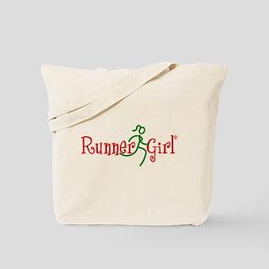 RunnerGirl Tote Bag -rg