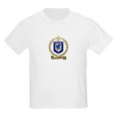 RIVEST Family Crest Kids T-Shirt