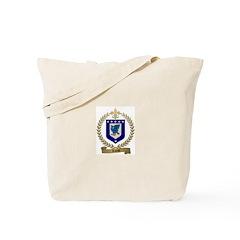 RIVEST Family Crest Tote Bag
