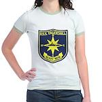 USS INGERSOLL Jr. Ringer T-Shirt