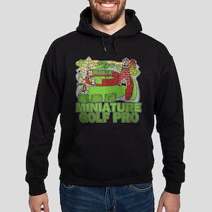 Miniature Golf Pro Hoodie (dark)
