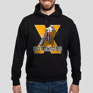 Extreme Motocross Hoodie (dark)