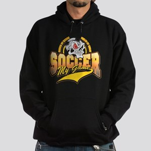 Soccer My Game Hoodie (dark)