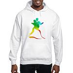 Ballroom Dancer #2 Hooded Sweatshirt