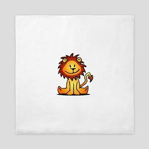 Lion Queen Duvet