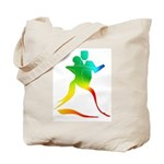 Ballroom Dancer #2 Tote Bag