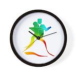 Ballroom Dancer #2 Wall Clock
