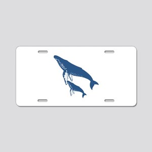 GUIDANCE Aluminum License Plate