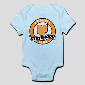 State Pride! Infant Bodysuit