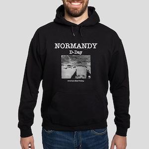 Normandy Americasbesthistory.com Hoodie (dark)