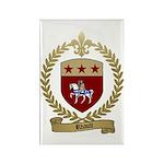 RHAULT Family Crest Rectangle Magnet (100 pack)