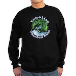 Visualize Whirled Peas Sweatshirt (dark)