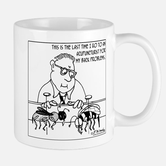 Acupuncture for Bugs Mug