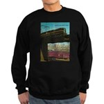 PENNA. RAILROAD 1960 Cover Sweatshirt (dark)