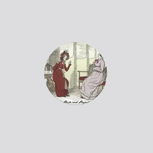 Pride & Prejudice Ch 29 Mini Button