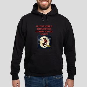 halloween gifts t-shirts Hoodie (dark)